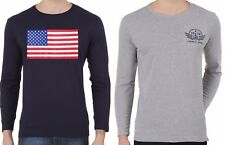 T-shirt Combo Pack - Full Sleeve T shirts For Men, American Style T shirts