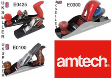 Assorted Am-Tech Hobby Block planes no.4 Smoothing Plane UK CL