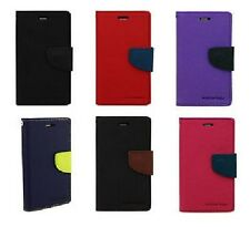 Mercury Wallet Style Fancy Diary Flip Cover Case For Xiaomi Redmi Note 4