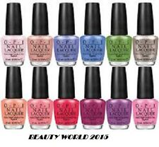 OPI NAIL POLISH/LACQUER 15ml 100% GENUINE!!! NEW COLLECTIONS 2017 AVAILABLE !!