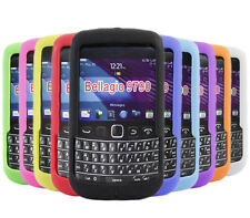 10 PACK Soft Silicone Armour Case Skin For BlackBerry 8520 Curve, 9300 3G