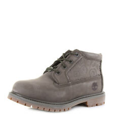 Womens Timberland Nellie Chukka Double Canteen Low top Ankle Boots Size