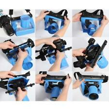 Waterproof DSLR SLR Camera Underwater Case Pouch Dry Bag For Canon Nikon