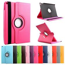 HOUSSE COQUE ETUI CUIR PU NEW IPAD 5 AIR ROTATIVE 360°+STYLET+FILM