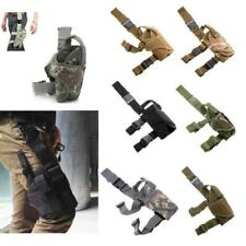 Tactical Army Drop Leg Holster Rig Pistol Thigh Elite Police Swat Puttee