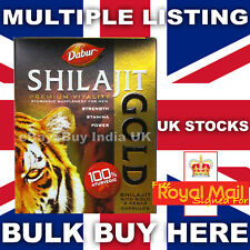 DABUR SHILAJIT GOLD PREMATURE EJACULATION SEXUAL HEALTH  *TRUSTED UK SELLER*