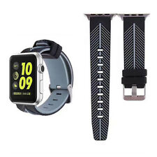Silicone Wrist Watch Band Strap Belt for New iWatch Apple Watch 38mm/42mm