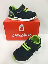 "Oomphies ""Evan"" Infant Boys Sneakers In Navy( now only £8.90)"