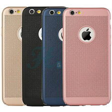 For iPhone 6 6S 7 Plus Ultra-thin Cooling Protective Case+Screen Protector Cover