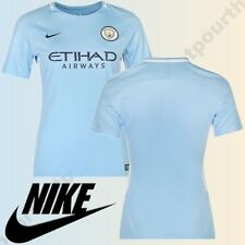 @TOP 2017@ CAMISETA NIKE MANCHESTER CITY OFICIAL CASA 2017-2018 MUJER