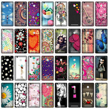 Girly Prints Designer Printed Hard Back Cover Case For Xiaomi Redmi 3s