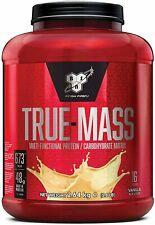 BSN True Mass 2.6kg Anabolic Muscle Mass Weight Gainer Gain Protein Powder Shake