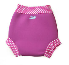 Zoggs Babies Miss Zoggy Swim Sure Neoprene Nappy for Girls in Pink