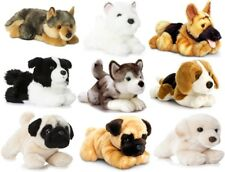 Soft Toy Plush Stuffed Dog Gift Cuddle Dogs Keel Toys 25, 30, 35 cm Puppies