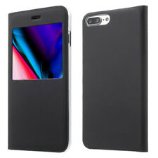 Cover Protettiva Vista Custodia Lanciare Folio Pelle Cover per Apple iPhone 8