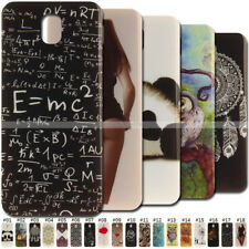 Shockproof Back Silicone TPU Rubber Protective Soft Case Cover Skin For Samsung