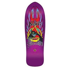 Santa Cruz SMA Evil Cat Natas Re-issue Deck - 10.13""
