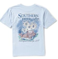 """Southern Fried Cotton graphic adult unisex tee """"Independence For All""""!"""
