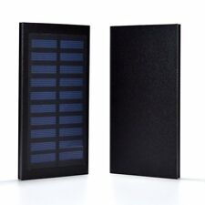 DC5V USB Ultra Thin Solar Power Bank Charger Case Kit For Mobile Phone