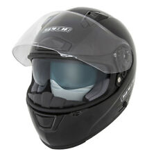 Spada Helmet Arc Full Face Motorcycle Helmet - Gloss Black