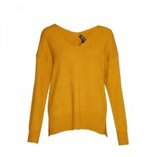 French Connection French Connection Della Vhari L/S Womens V Neck Jumper