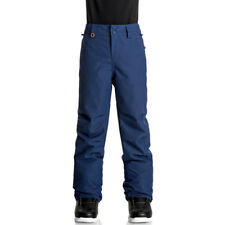 Quiksilver Estate Boys Ski Pants, Estate Blue