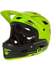 Casco Convertible MTB Giro 2018 Switchblade MIPS Matte Lime-negro