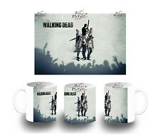 tazza PLASTICA THE WALKING DEAD ZOMBIE ZOMBIE MUG tazza tazze E'