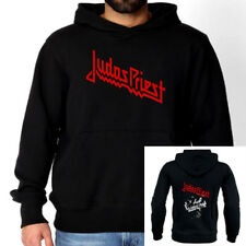 Sudadera hombre JUDAS PRIEST British Steel man hoodie Rock Heavy metal metalhead