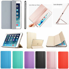 Smart Stand Synthetic Leather Case Cover For Apple iPad Pro 10.5 Air Mini 2 3 4