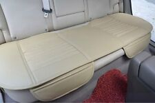 Leather Auto Car Vehicle Interior Long Rear Seat Cushion Cover Mat Universal