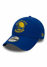 New Era The Ligue 9Forty réglable Casquette Or State Warriors Bleu