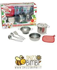 Set Pentoline in Metallo con Presina