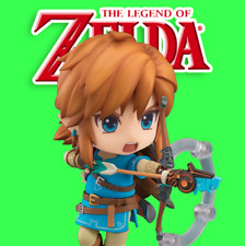 Legend of Zelda Breath of the Wild Figure