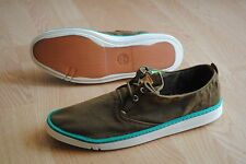 Timberland Hookset Handcrafted Tela Oxford 41 41,5 42 43 44 5109r Barco 2eye