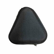 Triangle Nylon Carrying Storage Organizer Box Case Bag For Headset Charger Lead
