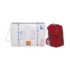 ZATTERA ISO 9650 ITALIA CONTAINER ABS CON GRAB BAG