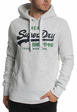 SUPERDRY HOMME PULL HOMME VINTAGE LOGO DUO ICE MARNE