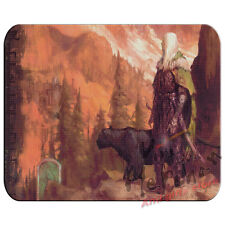 TAPPETINO DRIZZT do''urden elfo scuro do urden GRANDE mousepad mouse es