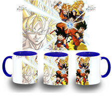 tazza dragon BALL GOKU + KAME saiyan super coupe mug palla
