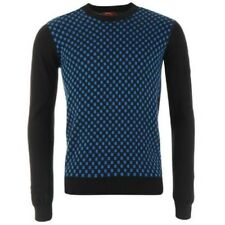SLAZENGER Pullover tricoté pour homme Pull tricot sweat tricots GOLF Pull 059