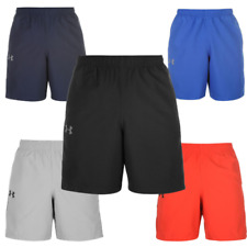 UNDER ARMOUR Short HOMMES PANTALON DE SPORT BERMUDA survêtement Core tissé