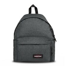 EASTPAK ZAINO EK620 PADDED 77H BLACK DENIM AI17