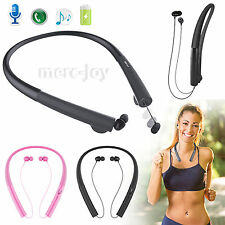 Auto Wire 4.1 Bluetooth Headphones Headset Stereo Neckband Style Sport
