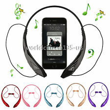 Wireless Bluetooth Stereo Sport Handfree Earbuds Headphone Headset For