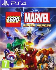 LEGO Marvel Super Heroes (PS4) NEW SEALED PAL