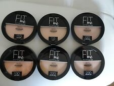 Maybelline Fit Me Matte & Poreless Pressed Powder - Classic Ivory or Natural Bei