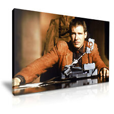 BLADE RUNNER Rick Deckard Stretched Canvas ~ More Size ~