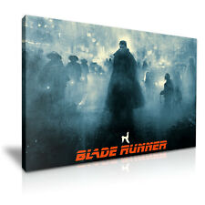 BLADE RUNNER Stretched Canvas ~ More Size ~