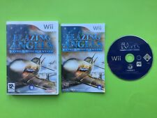 Blazing Angels Squadrons of WWII Nintendo Wii PAL Game + Compatible With Wii U